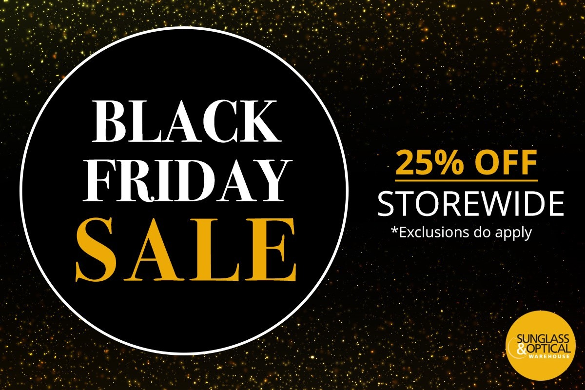 We May Be Taking a Break on Thanksgiving Day, But We'll Be Here on Black Friday