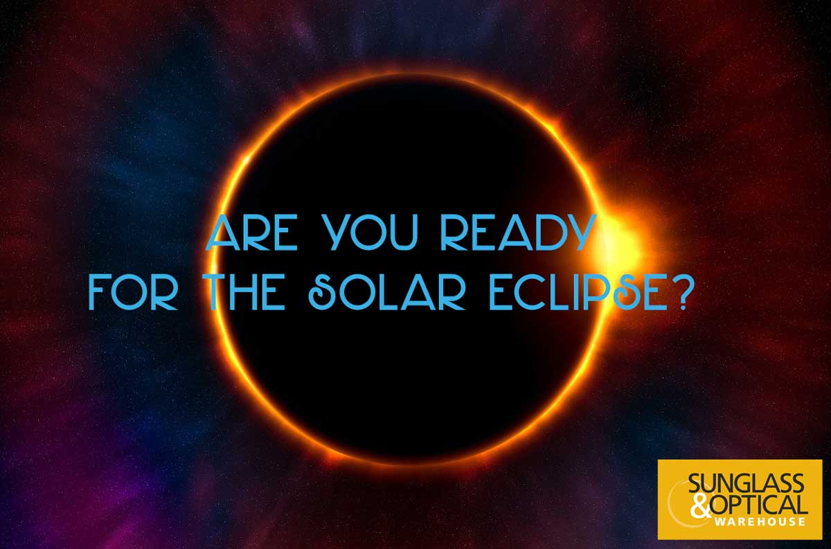 There's an Eclipse Coming—Are You Prepared?