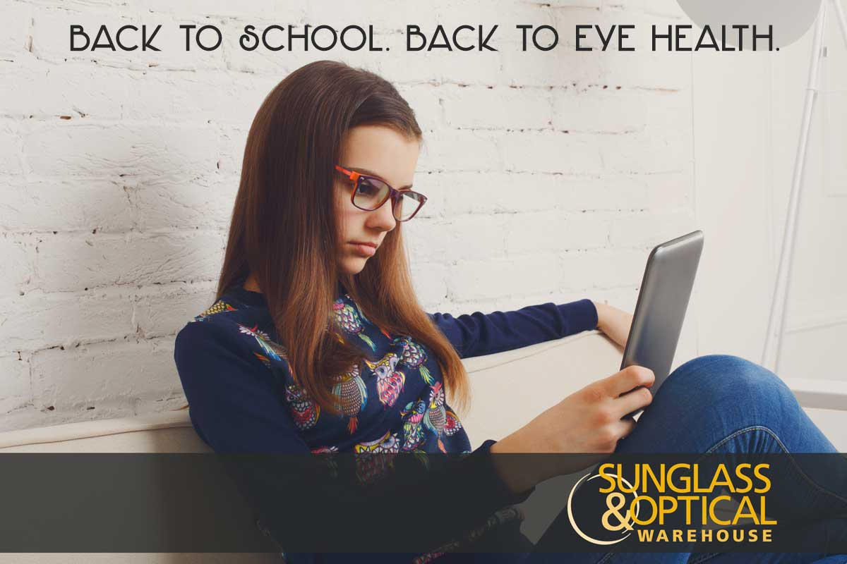 Back-to-School: Is Your Child Seeing 20/20?