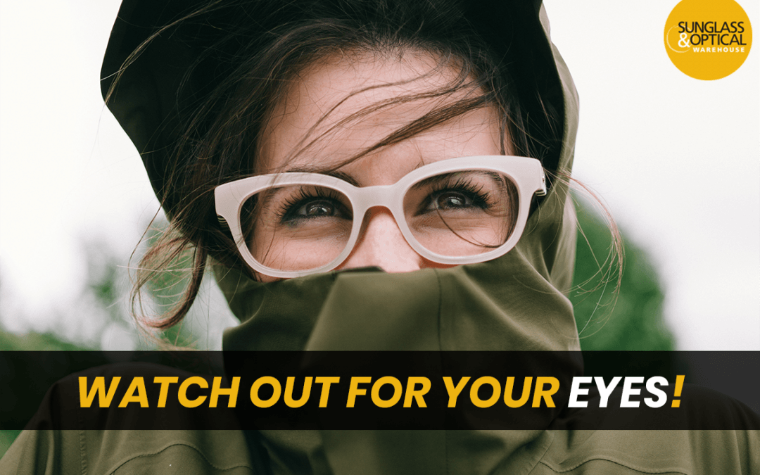 Keep Your Eyes Safe This Holiday Season!