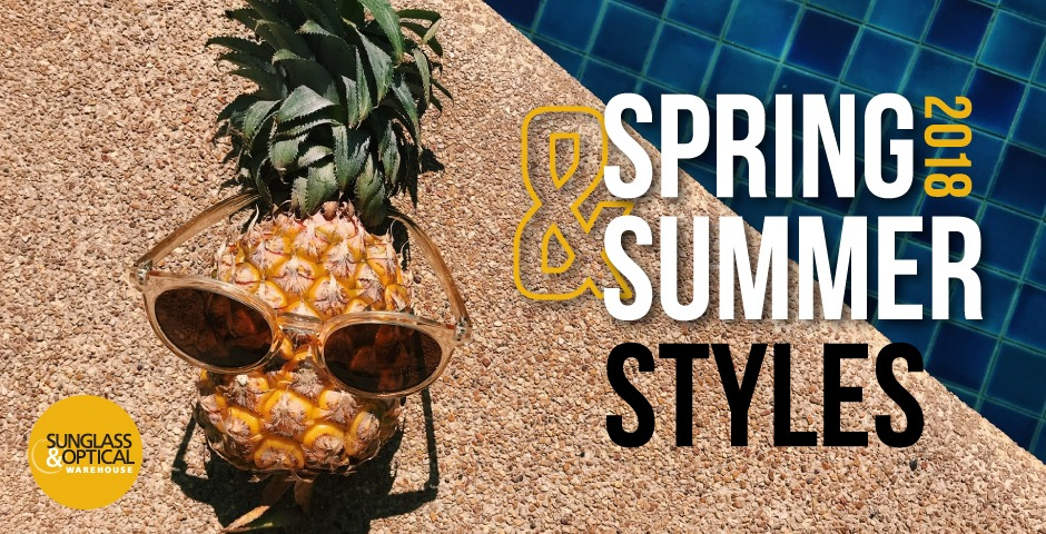 What's in Style for Spring and Summer 2018?