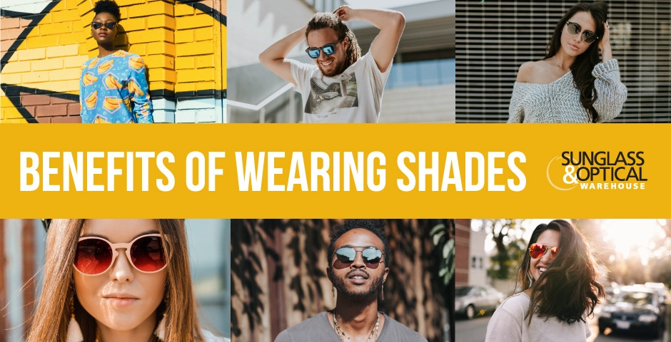 Boost Your Awareness of the Benefits of Wearing Shades: It's History in the Making!