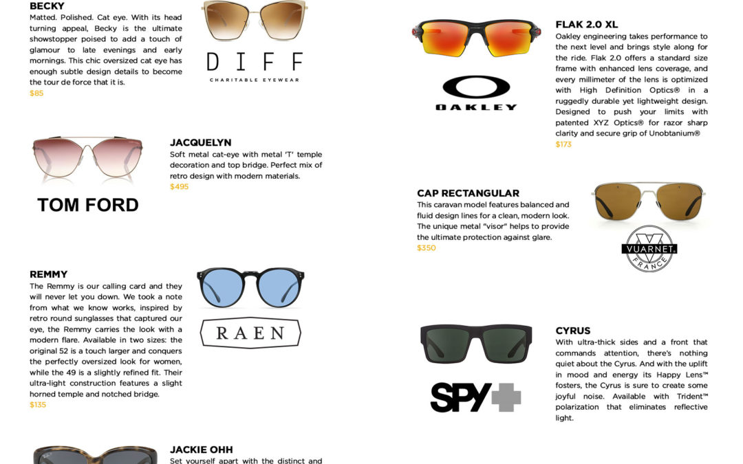 Sunglass & Optical Warehouse Last Minute 2018 Holiday Gift Guide