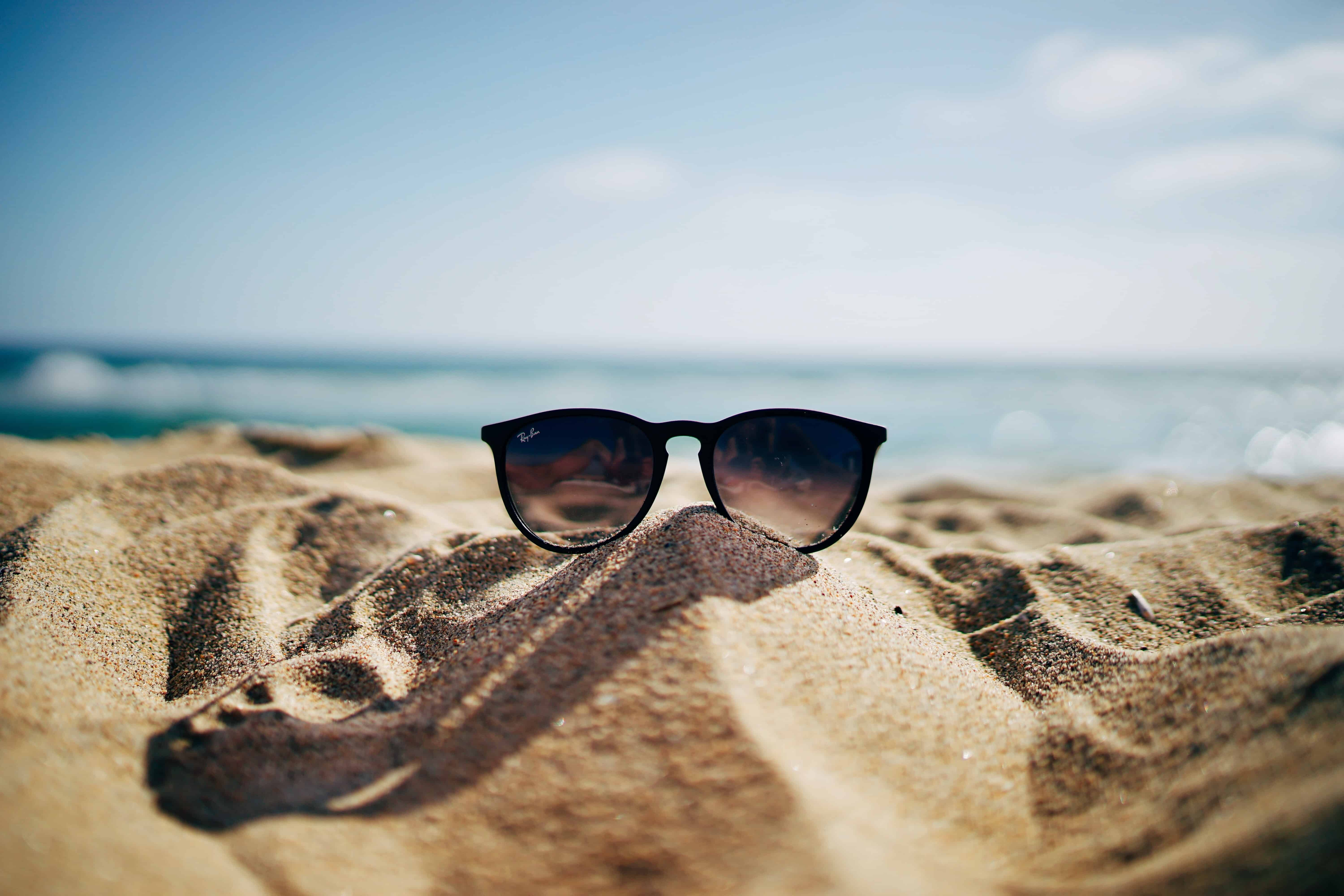 Going to the Beach? Take Some Shades