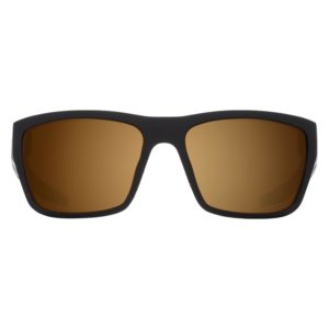 Spy Sunglasses Dirty Mo 2 in 25th Anniversary Matte Black with Gold