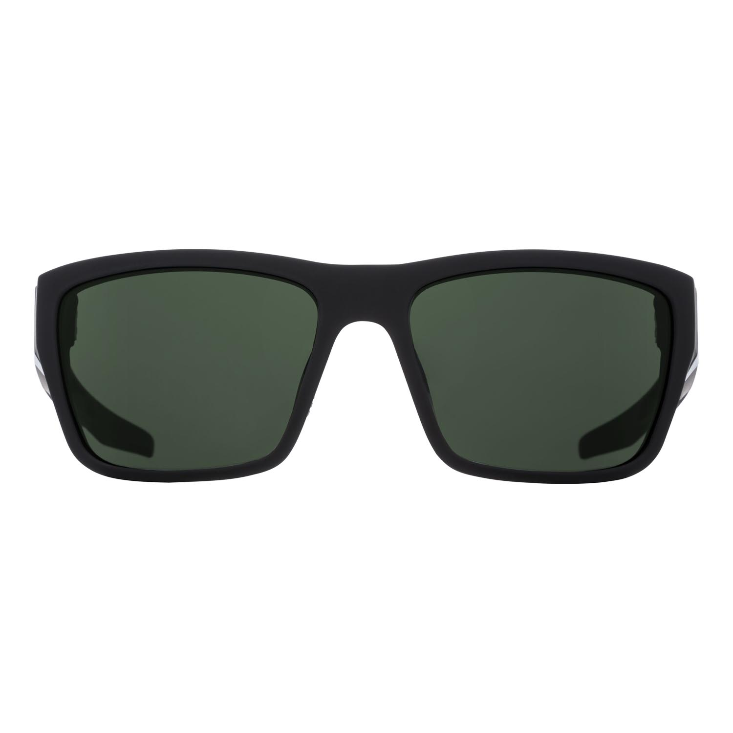 Spy Sunglasses Dirty Mo 2 in soft matte black with polarized lenses