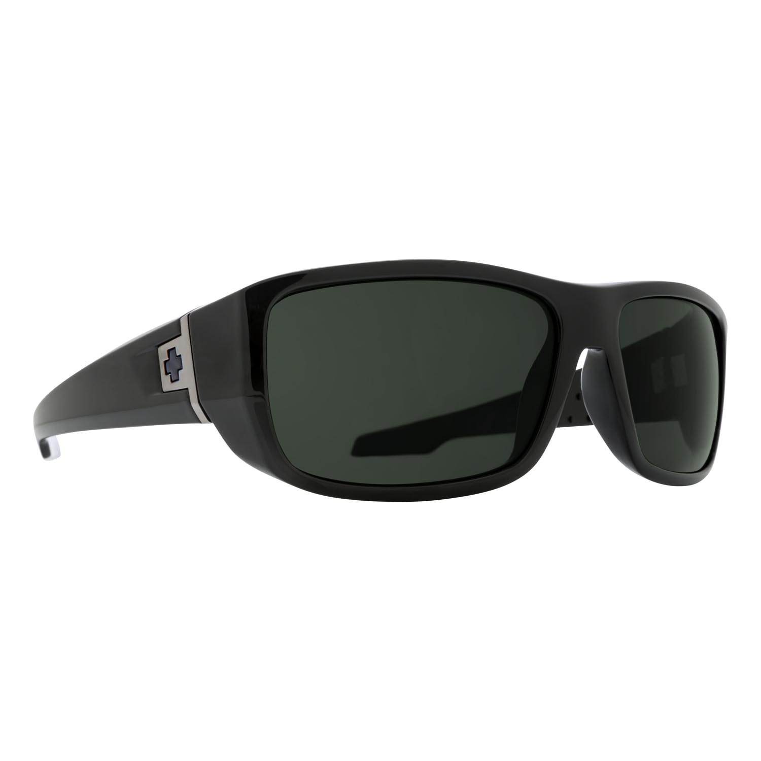 Spy Sunglasses mc3 in Shiny black with gray lenses